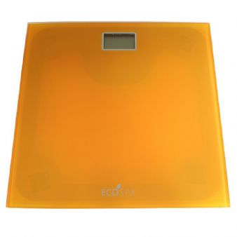 EcoSpa Electronic Digital LCD Body Weighing Bathroom Scales | Multiple Colour Options | MAX 150KG | UNITS KG LBS ST
